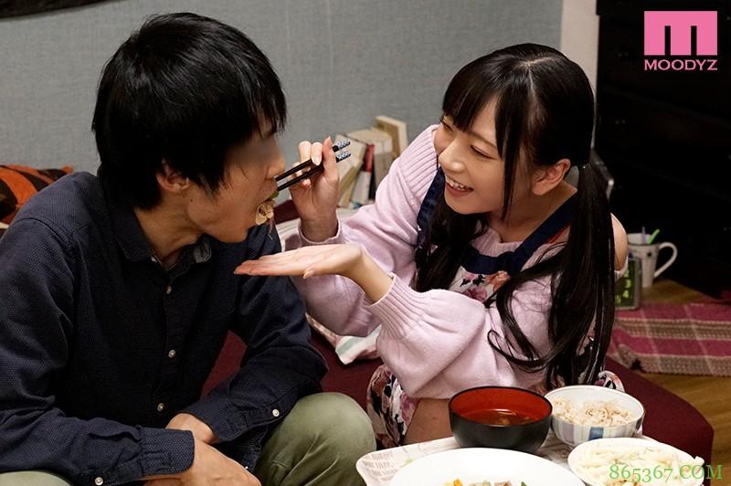 MIDE-897 :小恶魔美少女【七沢みあ】突击配送宅男家女仆服务,真是天使~