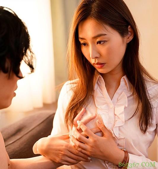 "ADN-317  :美女班主任""夏目彩春""用肉体安抚受伤的学生。"