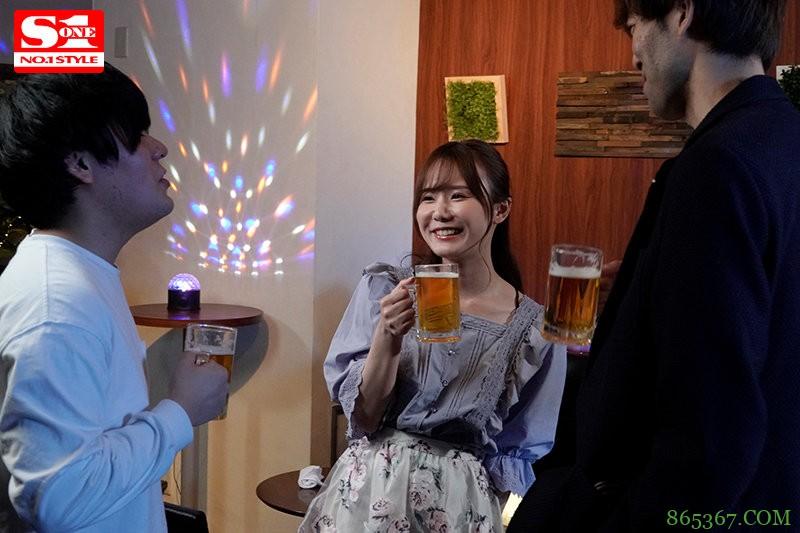 """""""miru""""作品SSIS-133:可爱女同事酒后乱性发情喝酒就想亲人!"""