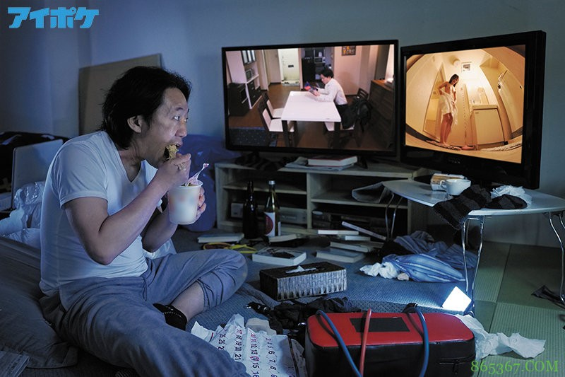 希岛あいり(希岛爱里)作品IPX-713:自己的老婆正在和偷窥狂邻居受孕中…