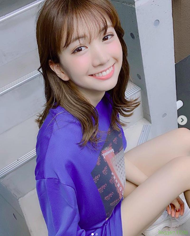 日本最正超商店员「源藤アンリ」天使脸孔恋爱感十足!简直就是人间水蜜桃