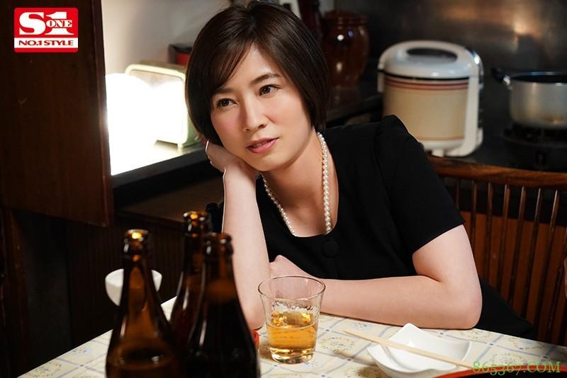 """""""奥田咲""""作品SSIS-076:巨乳人妻恩师丧礼喝醉遭前任强暴。"""